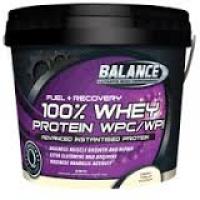 Balance 100% Whey Protein WPC/WPI 2.8kg