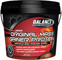 Balance Original Mass Gainer 3.75kg