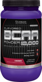 Ultimate Nutrition BCAA 475g